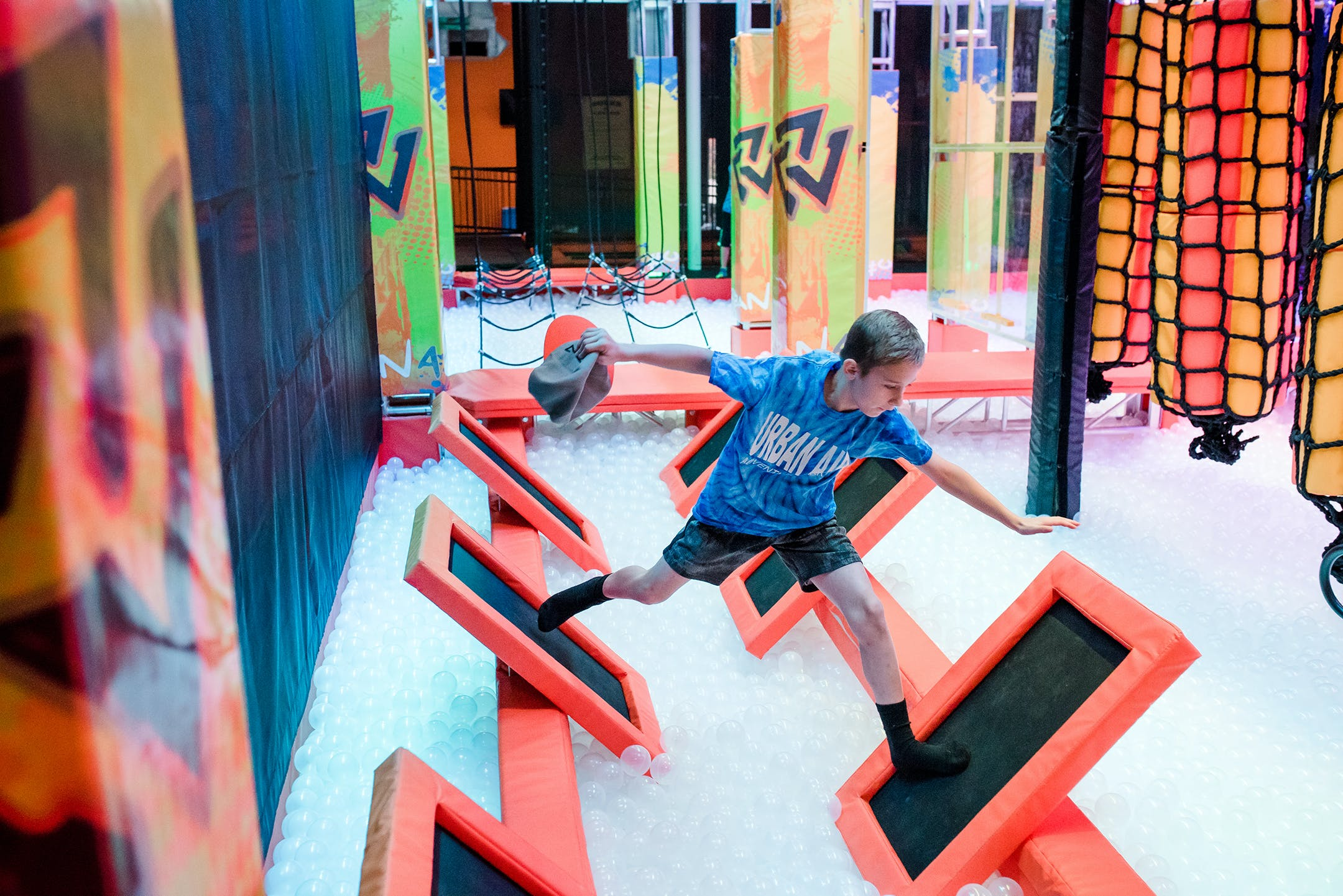 Urban Air Adventure Park Brings Exhilarating Indoor