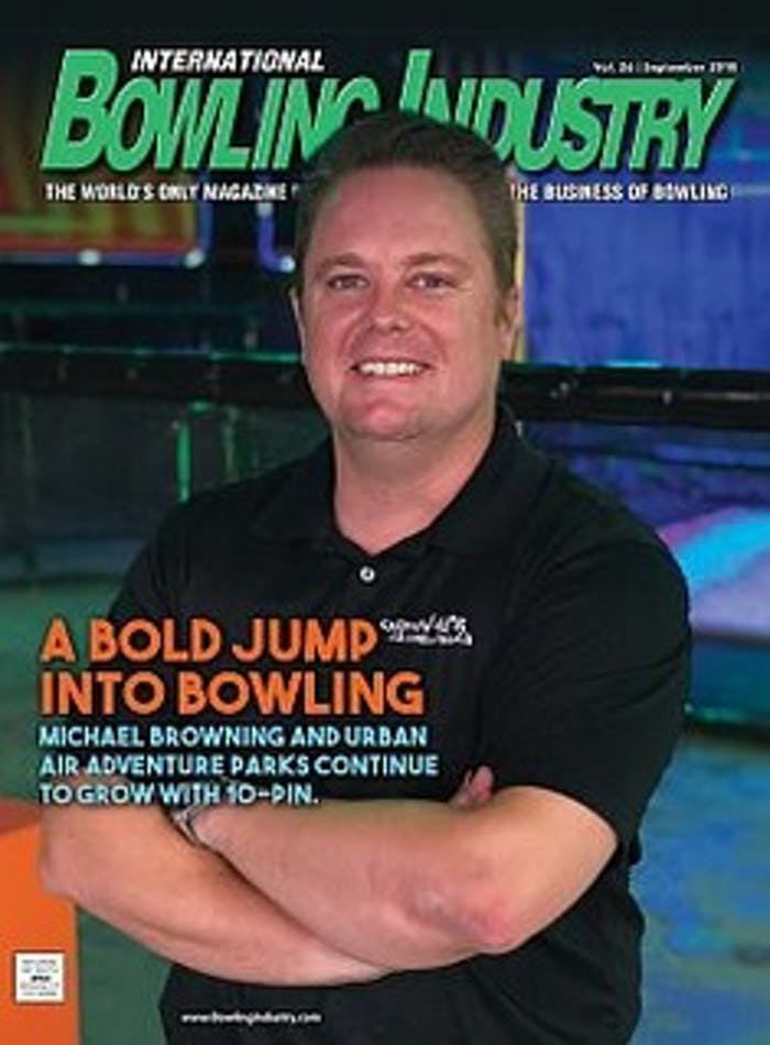 A Bold Jump Into Bowling