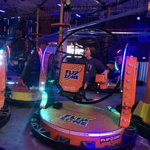 Flip Zone Bumper Cars 1