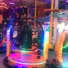 Flip Zone Bumper Cars 2
