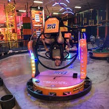 Flip Zone Bumper Cars