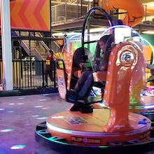 Flip Zone Bumper Cars 8