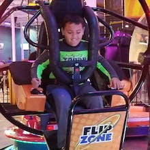 Flip Zone Bumper Cars 10