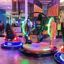 Flip Zone Bumper Cars 11
