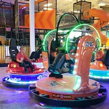 Flip Zone Bumper Cars 3