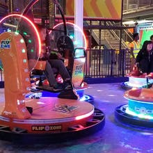 Flip Zone Bumper Cars 4