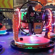 Flip Zone Bumper Cars 5