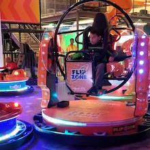 Flip Zone Bumper Cars 6
