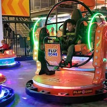 Flip Zone Bumper Cars 7