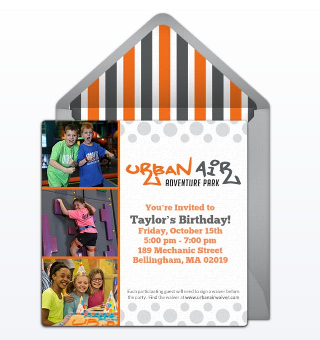 Download Birthday Party Invitations 3