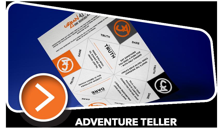 Adventure Teller