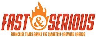 Urban Air Rank #2 Smartest-Growing Brand In America by Franchise Times 1