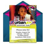 Birthday and Party Invitations 4