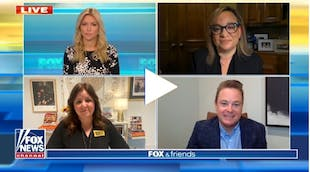 Urban Air Featured On Fox & Friends Today